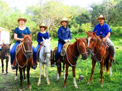 Admire Mexico Tours Cabalgatas