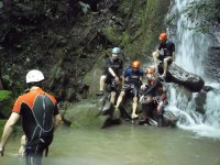 1 day canyoning route in Zongolica