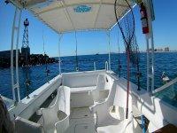 Nuestras cómodas embarcaciones