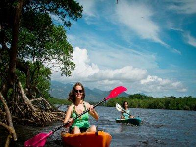 Clase de Kayak 5 horas en Veracruz
