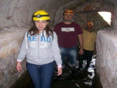 Sendero al Túnel de los Murciélgos