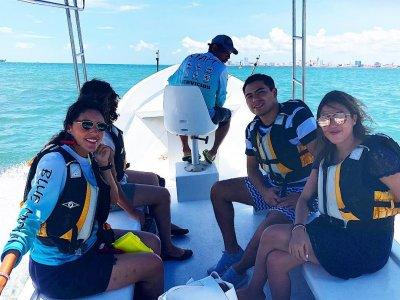 Blue Marlin Snorkel
