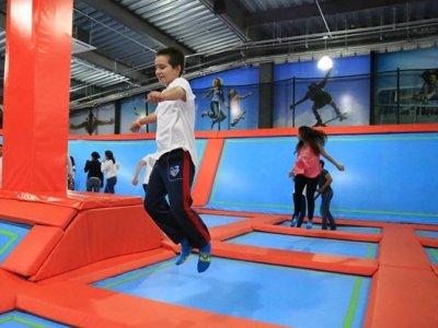 Jump In Salones de Fiestas Infantiles