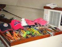 Lo necesario para pescar