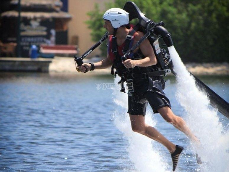 new adventure sports