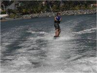Jovenes y wakeboard