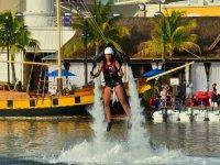 Vuelo Jetpack 20 minutos en Cancún