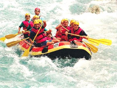 Nature Experience Rafting