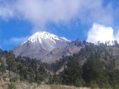 Hiking tour to Pico de Orizaba