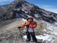 Excursion to the Nevado Toluca