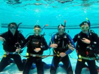 Diving classes