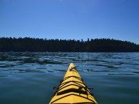 Canoeing water activity