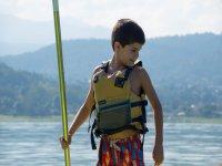 Aquatic activity for children