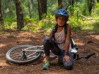 Mountain biking for children