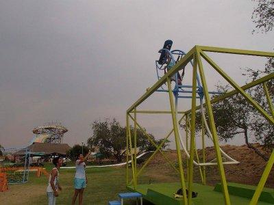 General access to Beraka Adventure Park