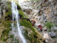 Rappel in Valle de Bravo