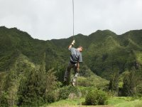 Try the rappel in Valle de Bravo