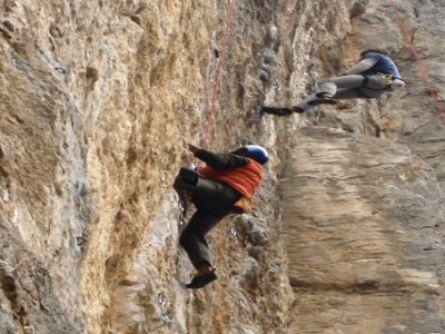 1 day climbing course for beginners