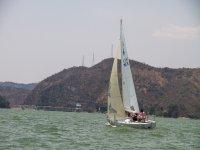 Sailing and picnic