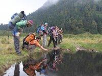 Hiking and naturalism