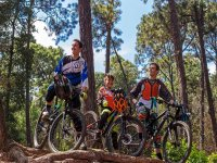 Enduro with friends