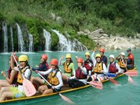 Friends in rowing