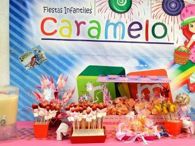 Caramelo Fiestas Temáticas