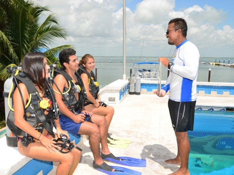 Buceo para principiantes en QuintanaRoo