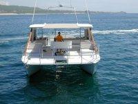 Paseos en Rissalena Catamarán en una de las mejores playas de México