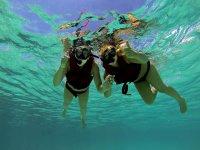 Nosotros te damos todo para el snorkel