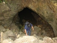 Caves and caverns