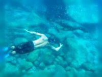 Aventura de snorkel