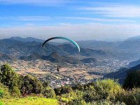 Fly over the Malinalco valley