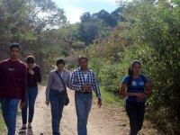 Senderismo 8 km en Tlecuilco 2 horas