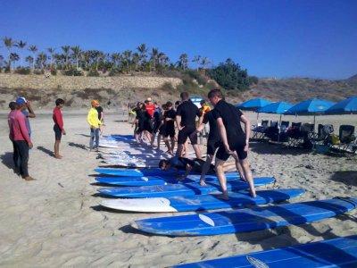 Surf lesson 1h30min Los Cabos