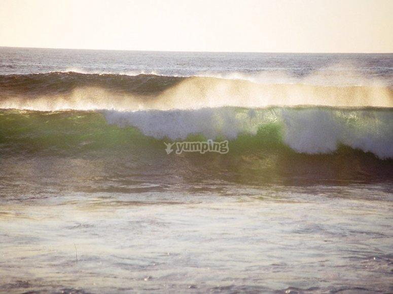 Surf con nosotros