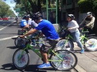 pedaling equipment mexico