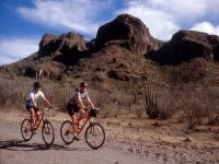 Ciclismo en pareja