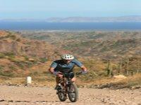 Pedaleando en Baja