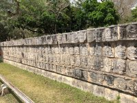 Tour of the Mayan civilization