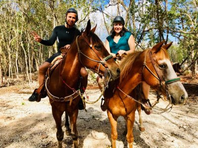 Chichen Adventure Cabalgatas