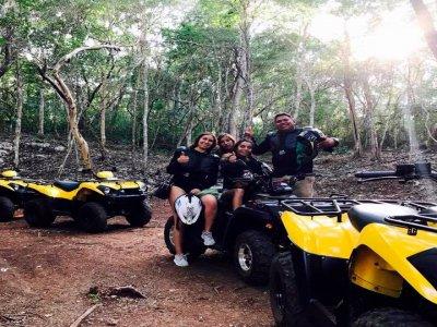 Chichen Adventure Cuatrimotos