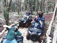 Touring Yucatan as a team