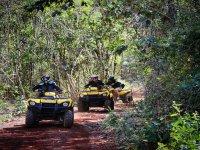 ATV Tour through the jungle