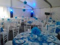 blue assembly