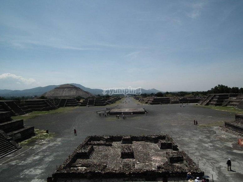 Conoce Teotihuacán