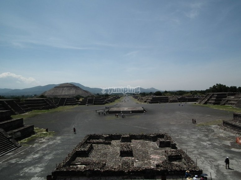 Meet Teotihuacán