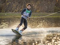 Improve your technique wakeboard