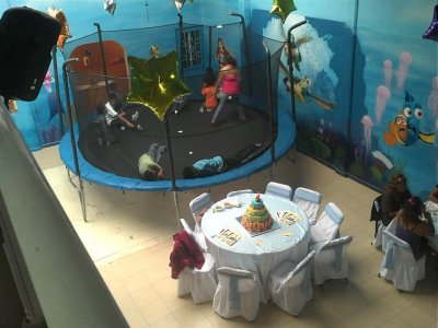 Children party for 130 people Saturday Ecatepec