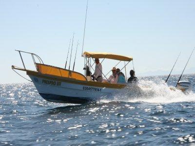Excursión de pesca deportiva 2 personas